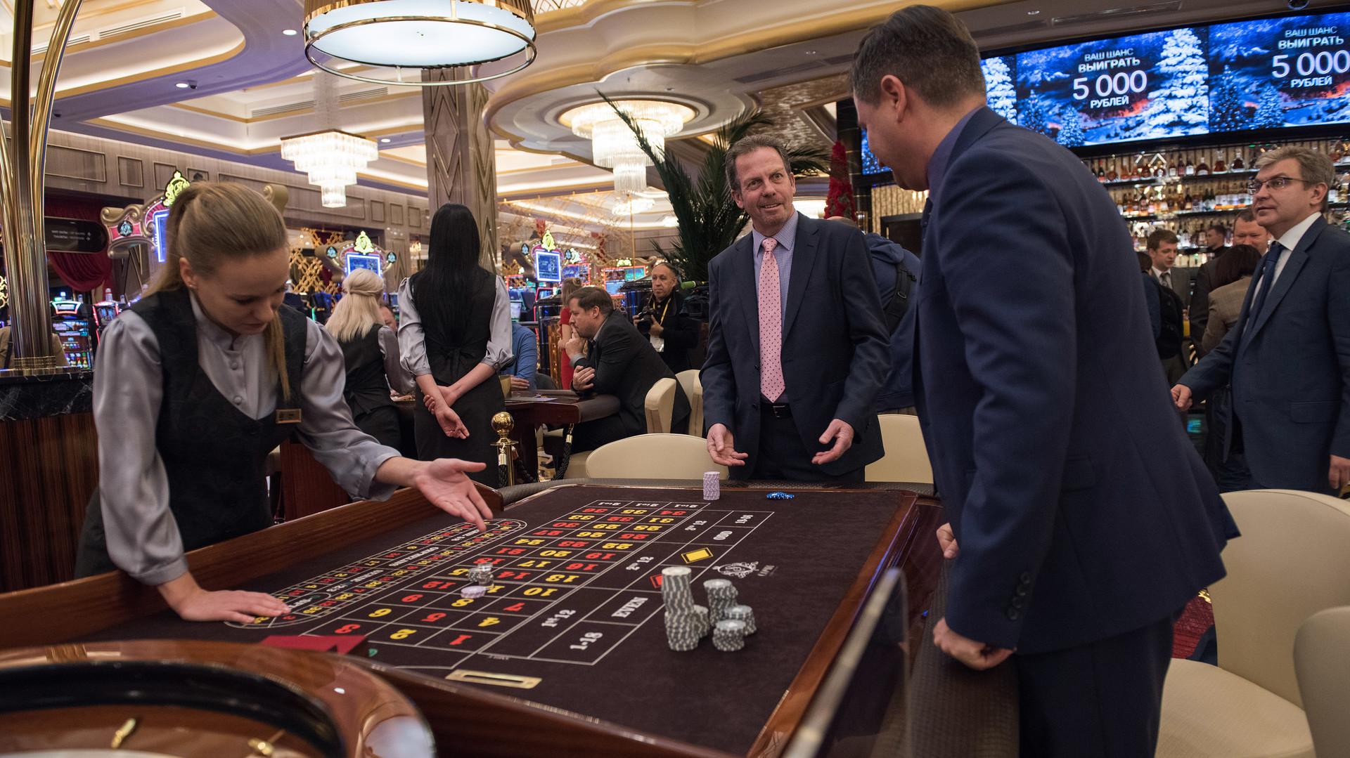 1001 ночь  в казино